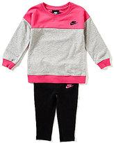 Nike Baby Girls 12-24 Months Futura Color Block Tunic and Leggings Set