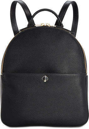 Kate Spade Polly Pebble Leather Backpack