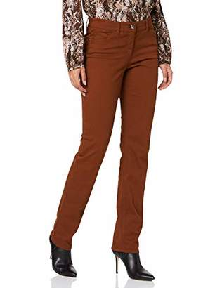 Gerry Weber Women's 92151-67910 Straight Jeans,(Size: 44R)