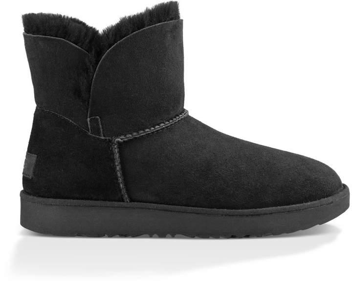 1b95650945c Classic Cuff Mini Fur-Lined Ankle Boots