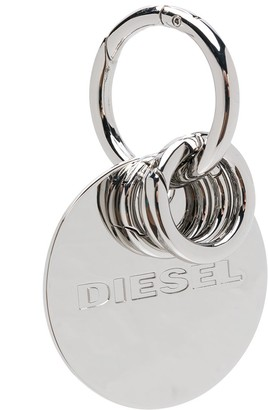 Diesel Logo Engraved Keyring