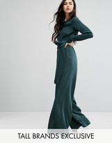 Waven Tall Relaxed Oversized Jumpsuit