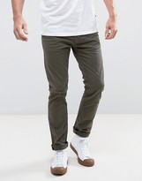 Nudie Jeans Slim Adam Chino Bunker