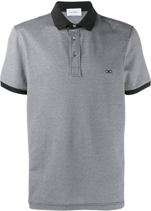 Salvatore Ferragamo classic polo shirt