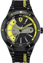 Ferrari Mens Analog Dress Quartz Watch NWT 0830266