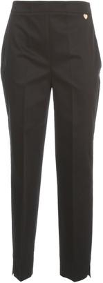 Twin-Set TwinSet Slim Pants W/side Zip