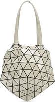 Bao Bao Issey Miyake geometric structured shoulder bag - women - Polyurethane/Polyester - One Size