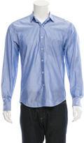 Steven Alan Striped Button-Up Shirt w/ Tags