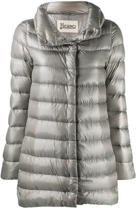 Herno Goose-Down Parka Coat