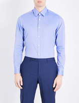 HUGO BOSS Regular-fit cotton Oxford shirt