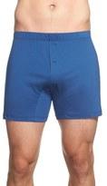 2xist Pima Cotton Knit Boxers