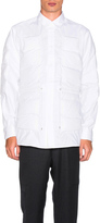 Oamc Down Articulation Shirt