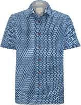 White Stuff Men's Lakoocha Short Sleeve Shirt