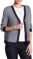 Tommy Bahama Pickford Mini-Stripe Cardigan