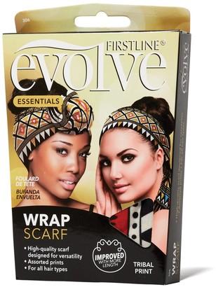 evolve Tribal Wrap Scarf