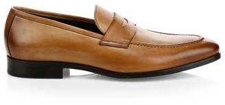 To Boot Leather Penny Loafers