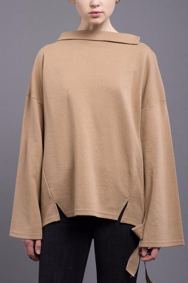 J.o.a. Drop Shoulder Sweatshirt