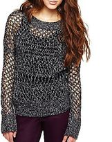 JCPenney Decree® Cable Pullover Sweater