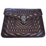 Bulgari Serpenti leather crossbody bag
