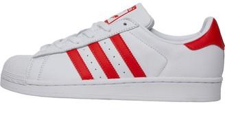 adidas x Hattie Stewart Womens Superstar Trainers Footwear White/Active Red/Core Black