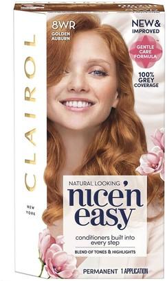 Clairol Nice 'N Easy Golden Auburn Permanent Hair Colour 8Wr