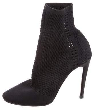 Gianvito Rossi Vires Sock Booties