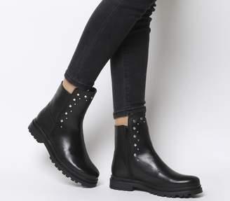 Shoe The Bear Shoe the Bear Akira Stud Boots Black