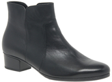 Gabor Delaware Block Heeled Ankle Boots