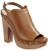 Jessica Simpson Daine Leather Platform Sandals