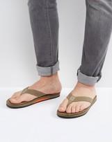 Polo Ralph Lauren Edgemont Nubuck Flip Flops