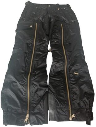 Ralph Lauren Black Trousers for Women