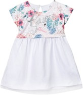 GUESS Floral Top and Tulle Dress