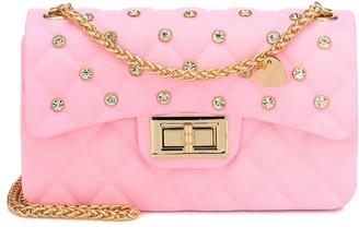 MonnaLisa Embellished shoulder bag