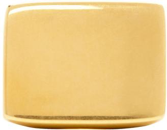 Dries Van Noten Gold Signet Ring