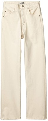 Naked & Famous Denim Classic - Natural Seed Denim Jeans (Natural Seed Denim) Women's Jeans