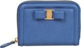Salvatore Ferragamo Vara Small Zip Around Wallet