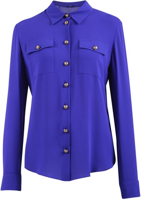 Balmain Button-Detailed Shirt