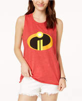 Mighty Fine Juniors' The Incredibles Graphic Tank Top