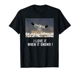 Hunter Snow Goose Apparel Tee