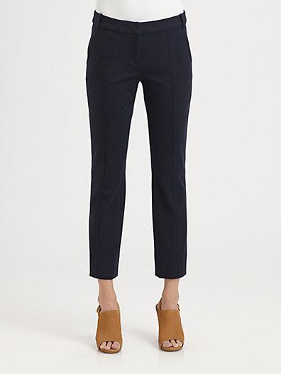 Diane von Furstenberg Carissa Pleated Pants