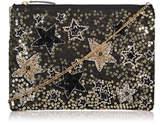 Bell George Star Embellished Clutch Bag