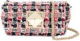 Sonia Rykiel embroidered shoulder bag