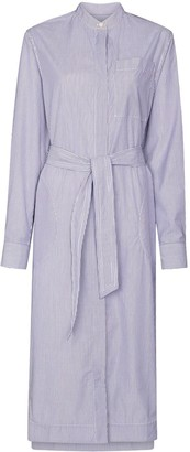 Wales Bonner Button-Down Shirt Dress