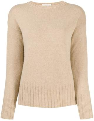 Zanone knitted relaxed-fit jumper