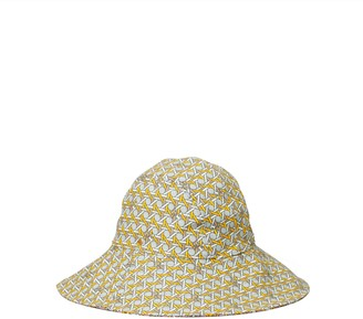 Tory Burch Printed Reversible Bucket Hat
