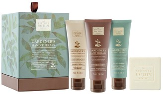 Scottish Fine Soaps Gardeners Hand Therapy Luxurious Gift Set