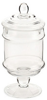 Small Glass Apothecary Jar
