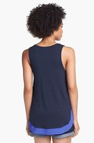 Pleione Side Snap Knit Tank