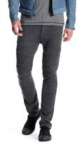 Rogue Knit Skinny Moto Pant