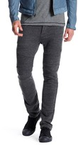 Rogue Knit Skinny Moto Pants